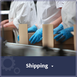 Employment and Job Categories Offered Through Labor Staffing Solutions - shipping
